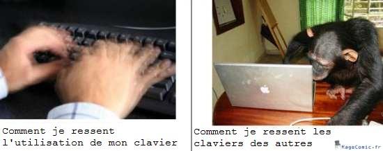 Doué au clavier ?