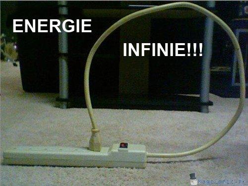 La prise électrique magique