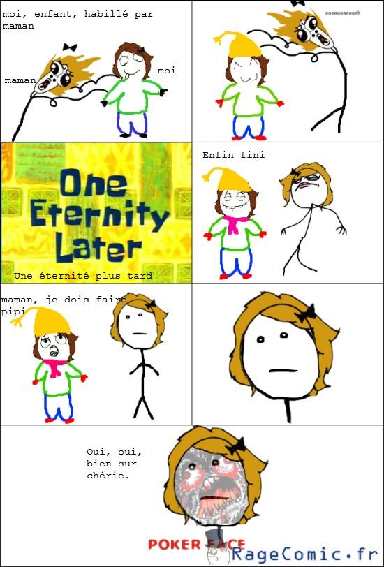 Habillage enfant