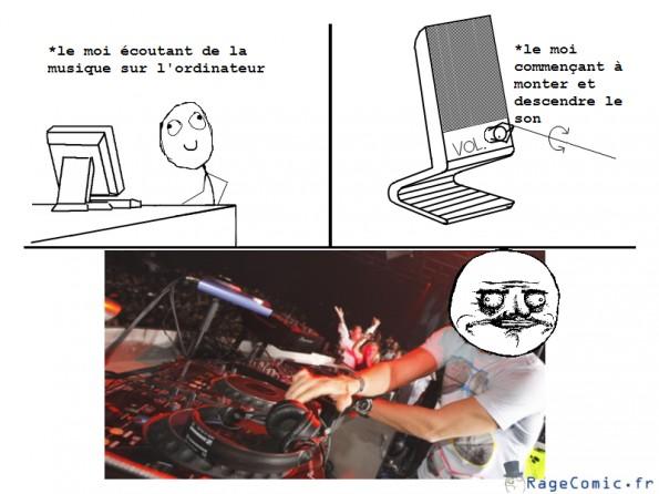 Je suis un DJ