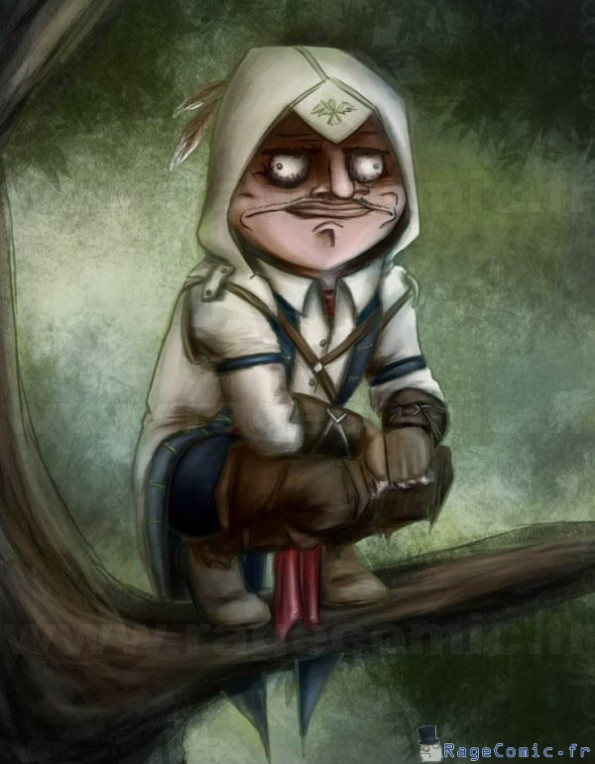 Me gusta Assassin's Creed