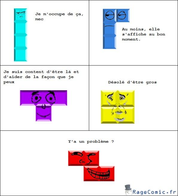 Meme tetris