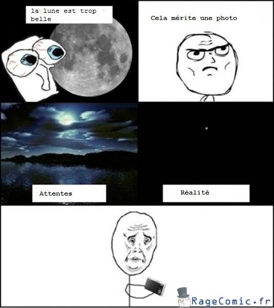 Oh la belle lune