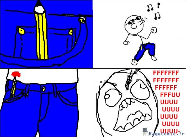 Crayon en poche