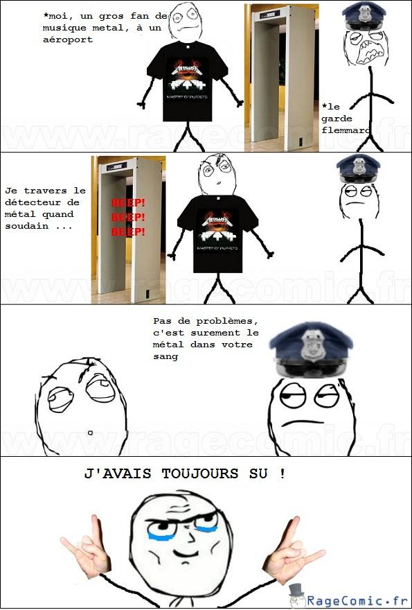 Portique de sécurité