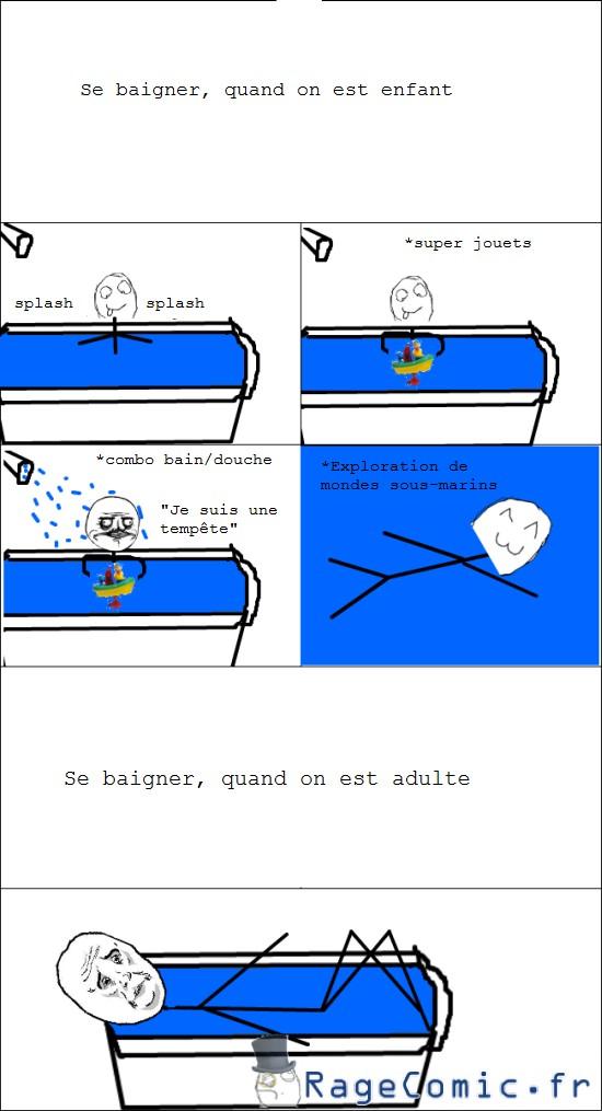 Se baigner