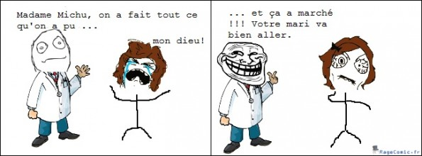 Le docteur troll