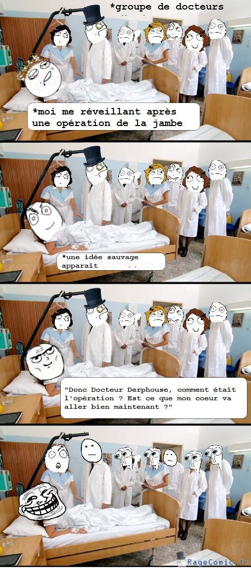 Troll le docteur