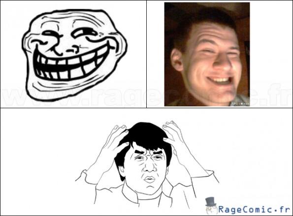 Trollface irl