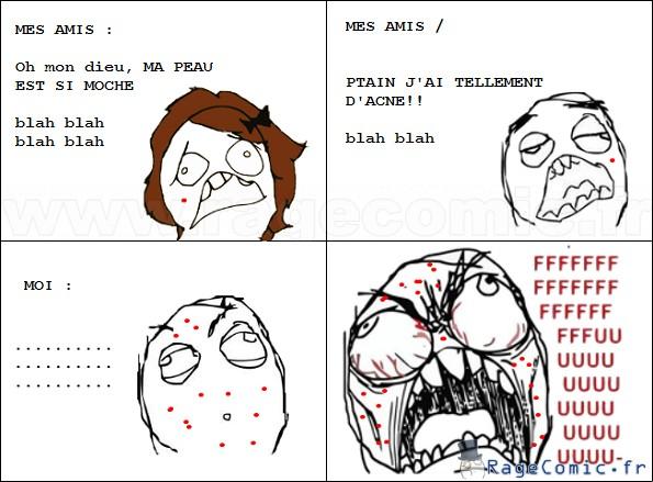 Vive l'acné